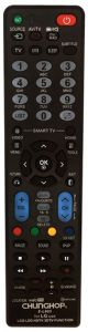 Universal Remote for LG TVs (No setup / Premium model)