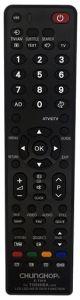 Universal Remote for Toshiba TVs (No setup / Premium model)