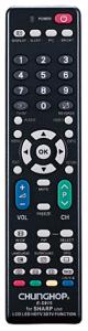 Universal Remote for Sharp TVs (No setup / Premium model)
